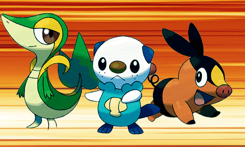 Pokemon khởi đầu thế hệ thứ 6