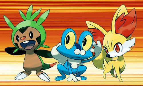 Pokemon khởi đầu thế hệ thứ 7
