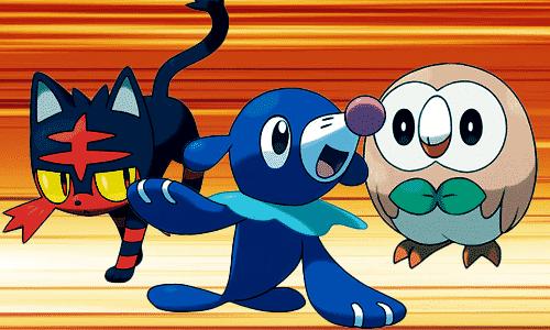 Pokemon khởi đầu thế hệ thứ 8