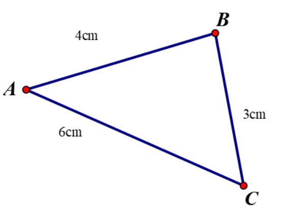Đề kiểm tra 1 tiết Hình học 6 chương 1 - Bài 2