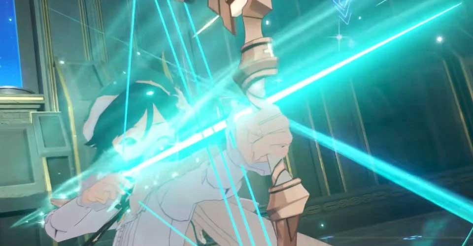Vũ khí trong Genshin Impact