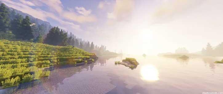 Shader đẹp nhất Minecraft