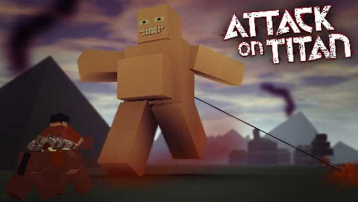 Game roblox hay Attack on Titan