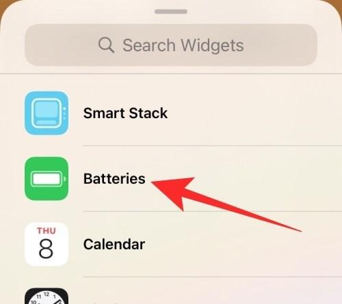 Thêm widget pin vào màn hình Home của iOS 14
