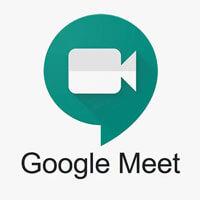 Hướng dẫn làm mờ phông nền khi trình chiếu trên Google Meet