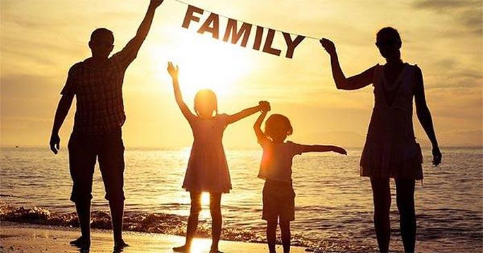 viết đoạn văn 200 chữ về tình cảm gia đình (11 mẫu)