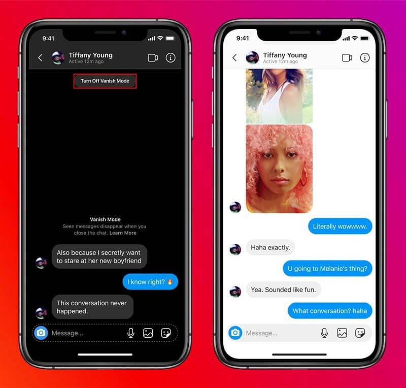 Xóa tin nhắn tự động