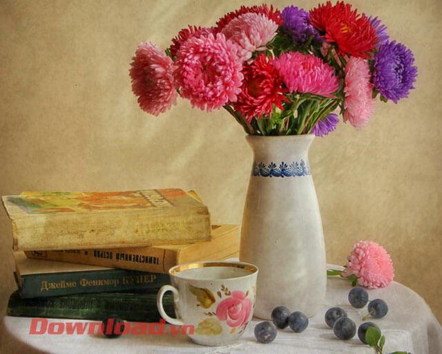 Gửi tặng đến quý thầy, cô những bông hoa thắm tươi nhân ngày 20/11