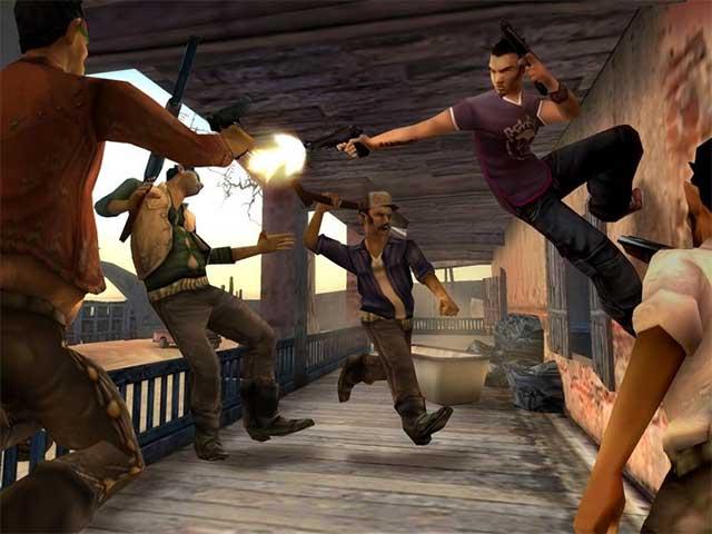 Total Overdose là game bắn súng thế giới mở kinh điển