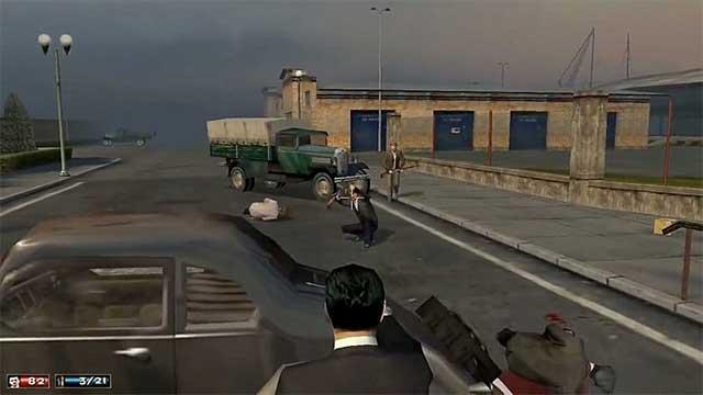 Khám phá thế giới ngầm trong game Mafia