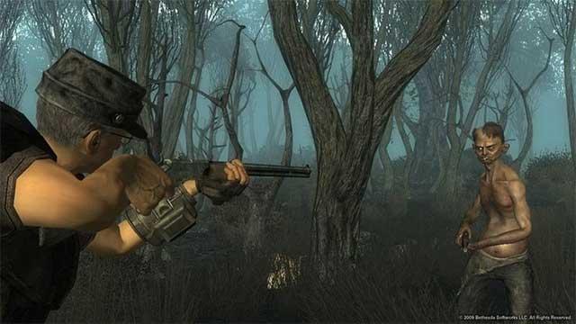 Trải nghiệm những pha đấu súng hấp dẫn trong Fallout 3