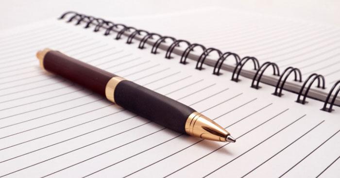 top 4 bài thuyết minh về cây bút bi lớp 9