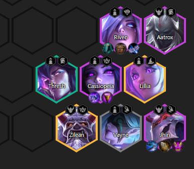 ĐTCL mùa 4: Top những đội hình mạnh nhưng ít người chơi update 4