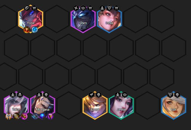 ĐTCL mùa 4: Top những đội hình mạnh nhưng ít người chơi update 3