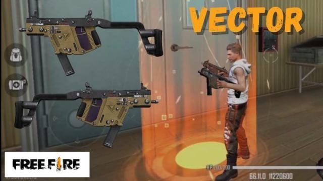 Kriss Vector có thể là một trong những vũ khí mạnh nhất trong Free Fire