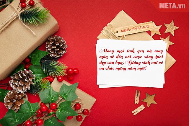 Lời chúc Giáng sinh, lời chúc mừng năm mới ý nghĩa