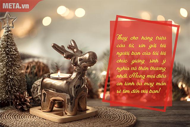 Tải bộ thiệp Giáng sinh đẹp ấn tượng