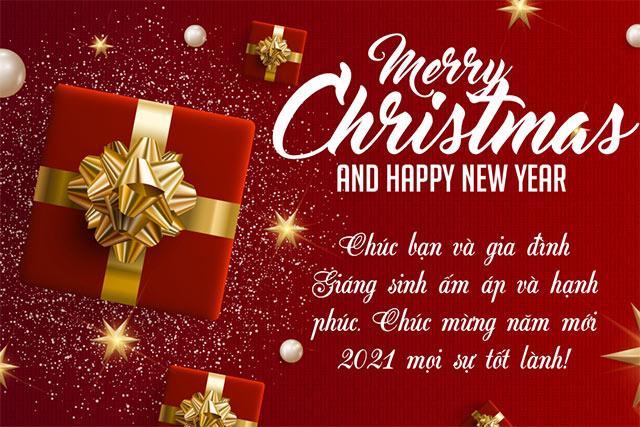 Chúc mừng năm mới và Giáng sinh