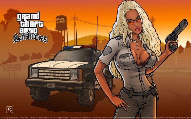 Ưu điểm của GTA San Andreas