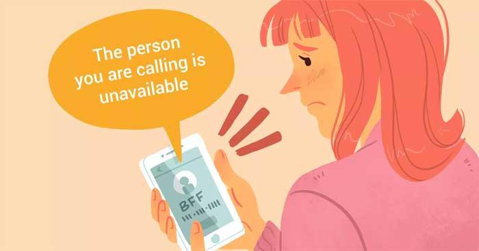 Cách nhận biết số điện thoại có bị người khác chặn hay không?