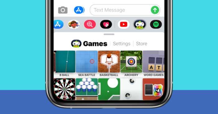 GamePigeon trên iMessages