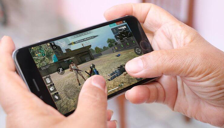 Tăng DPI cho Free Fire trên mobile
