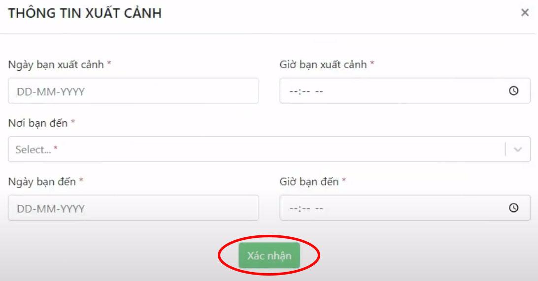 Hướng dẫn đặt lịch xét nghiệm trực tuyến covid 19 TP Hồ Chí Minh update 8