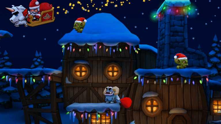 Game online chơi cùng bạn bè Muffin Knight