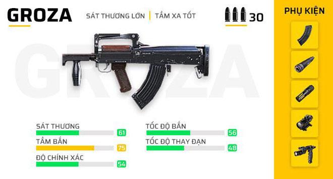 không lấy phí Fire: Những cặp đôi súng được ưa thích nhất trong trò chơi update 4