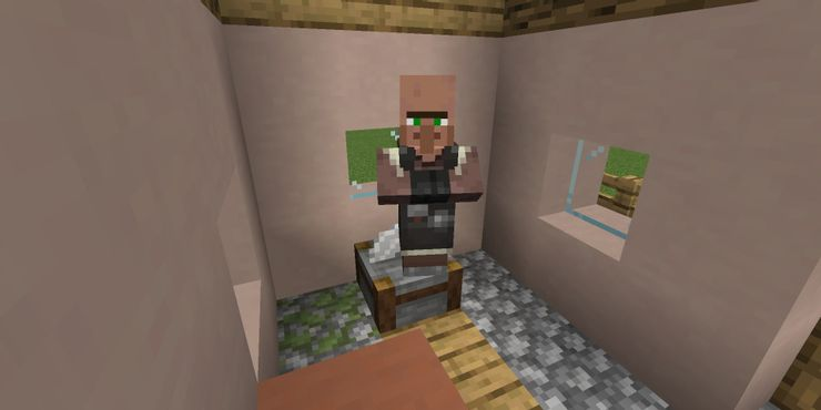 Thợ xây trong Minecraft