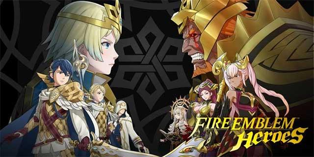 Fire Emblem Heroes has a massive plot store
