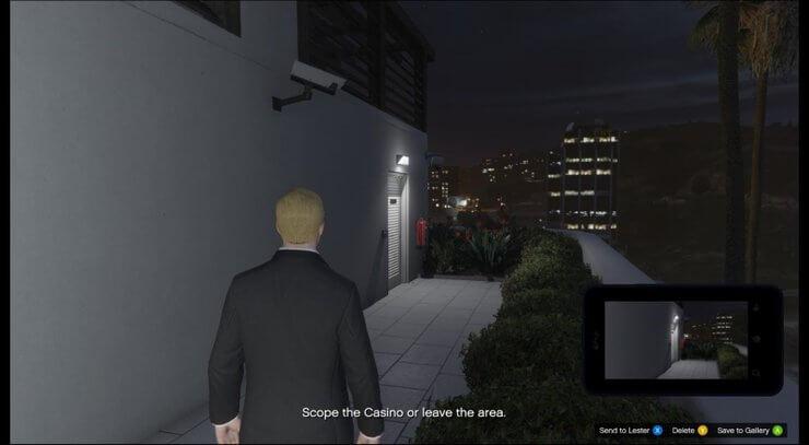 Lối vào casino trong GTA V 5
