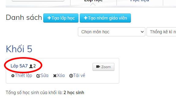 Cách tạo bài tập Online trực tuyến trên Website OLM
