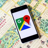 Cách lưu tuyến đường trên Google Maps lên màn hình chính