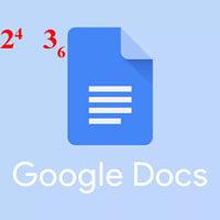 Hướng dẫn viết số mũ trên Google Docs đơn giản, nhanh chóng