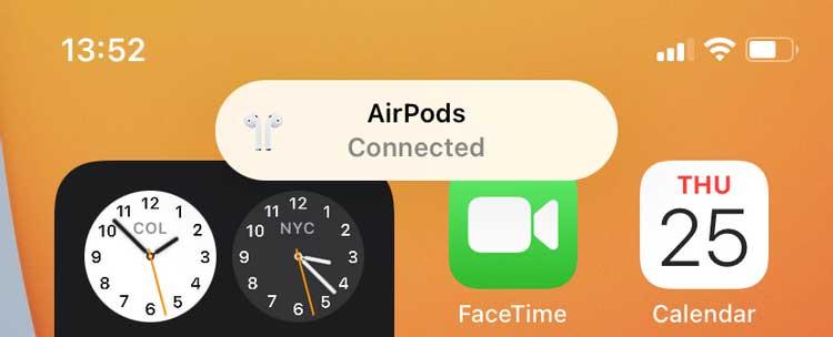 Sửa lỗi mic AirPods