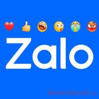 Hướng dẫn thả icon cảm xúc vào tin nhắn Zalo