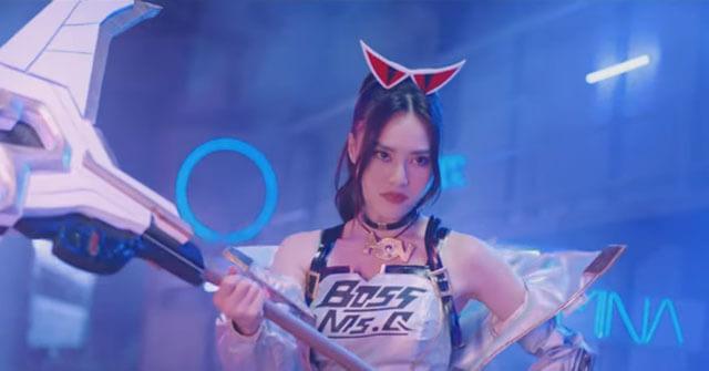 Nhân vật Mina - Ninh Dương Lan Ngọc