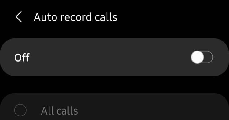 Tự động ghi âm cuộc gọi trên Galaxy