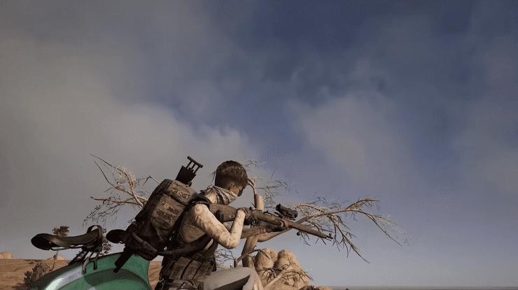 Độ giật súng trường trong PUBG Mobile