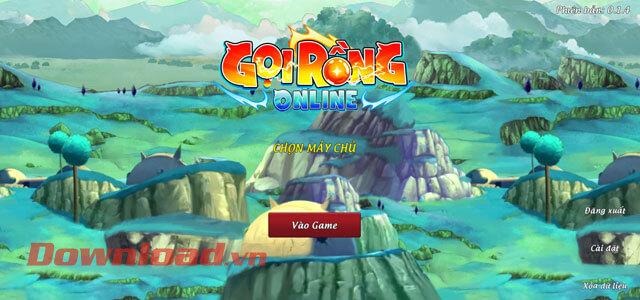 Chơi game Gọi Rồng