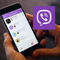 Hướng dẫn tạo phong cách cho tin nhắn trên Viber