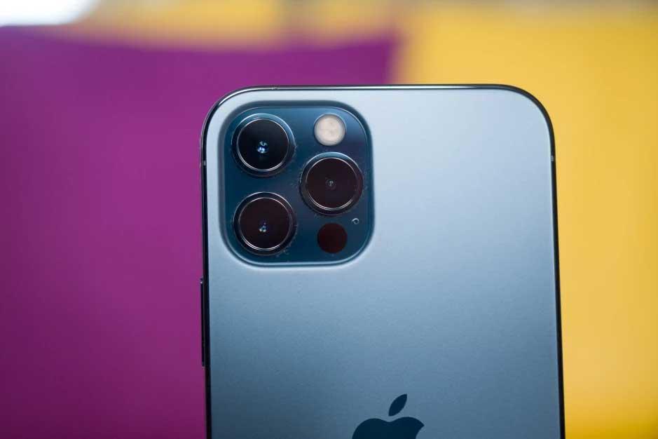 Camera của iPhone 13