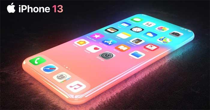 Thông tin mới nhất về iPhone 13