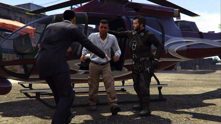 Three's Company trong GTA 5
