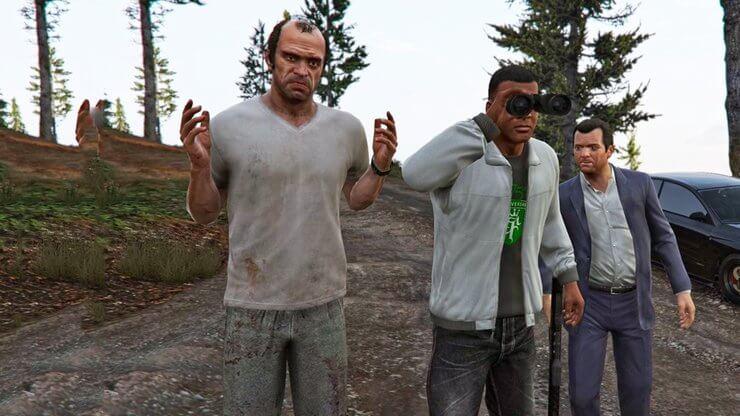 Lamar Down trong GTA 5