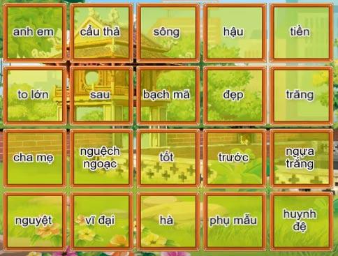 Trạng Nguyên Tiếng Việt Lớp 2 Vòng 19