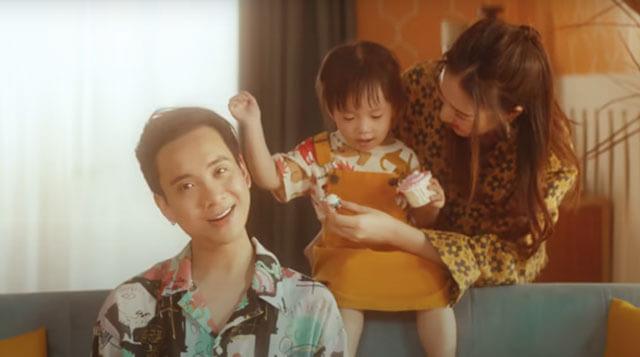 Gia đình Justatee trong MV