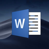 Hướng dẫn đổi ảnh màu sang trắng đen trên Microsoft Word