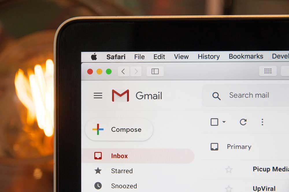Quản lý tài khoản Gmail